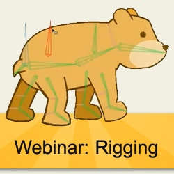 Webinar: Character Rigging