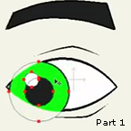 Eye Rigging Part 1