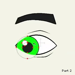 Eye Rigging Part 2