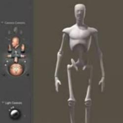 Basic Poser 3D Import