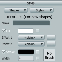 Introduction to the Styles Palette