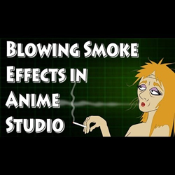 Animating Blowing Smoke