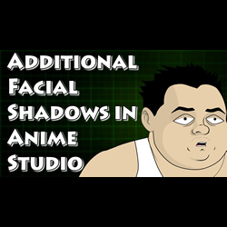Polishing Up Facial Shading in Anime Studio