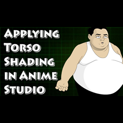 Adding Torso Shading in Anime Studio
