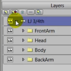 Nested Layer Controls
