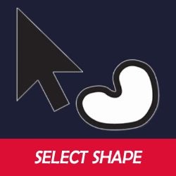 Select Shape - Anime Studio Debut 11