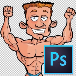 Importing Layered Photoshop Files Psd Anime Studio Tutor