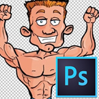 Importing Layered Photoshop Files (.psd)