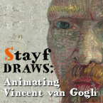 Animating Vincent van Gogh