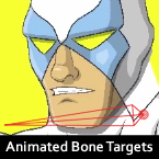 Animated Bone Targets