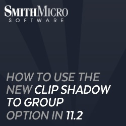 Anime Studio 11.2 Clip Shadow