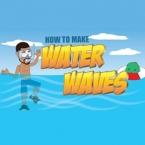Water Waves in Anime Studio