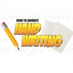 How to Animate Handwriting in Anime Studio