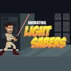Animate A Light Saber In Anime Studio