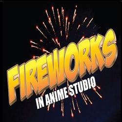 Fireworks in Anime Studio