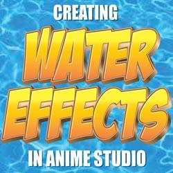 Water Effects in Moho (Anime Studio) Pro