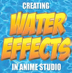 Water Effects in Moho (Anime Studio) Pro