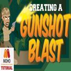 Creating a Gunshot / Muzzle Blast in Moho