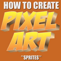 How to make pixel art (sprites) in anime studio
