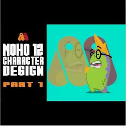 Moho 12 Character Design Part 1