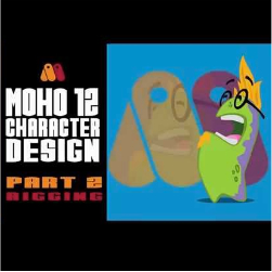 Moho 12 Character Design Part 2