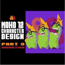 Moho 12 Character Design Part 3