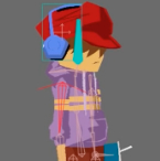 Animating Cool Dude in Moho