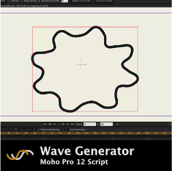 Wave Script - Displace Time