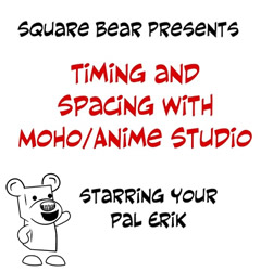 Timing and Spacing with Moho (Anime Studio)