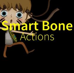 Smart Bone Actions in Moho (Anime Studio)