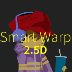 2.5D Rig with Smart Warp Tutorial Moho Pro 12