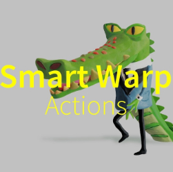 Smart Warp Actions in Moho Pro 12
