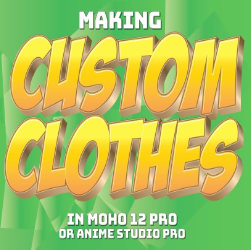 Customizing your clothes for your character