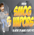 How to animate vapors, smog and fog gas