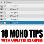 10 Handy Moho Tips