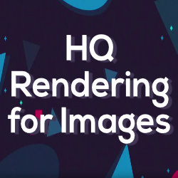 HQ Rendering for Images - Free Tool by Mynd