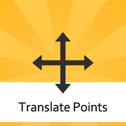 Translate Points Tool