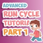 Run Cycle Tutorial Part 1