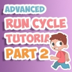 Run Cycle Tutorial Part 2