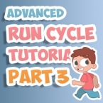 Run Cycle Tutorial Part 3