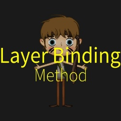 Layer Binding Method Rigging Tutorial