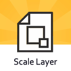 Scale Layer Tool