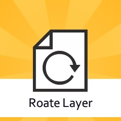 Rotate Layer Tool