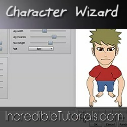 Character Wizard Tutorial