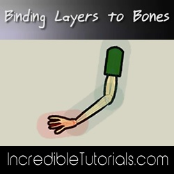 Binding Layers to Bones